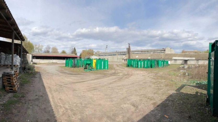 Аренда - Теплый склад, 4000 кв.м., г. Березань - 7