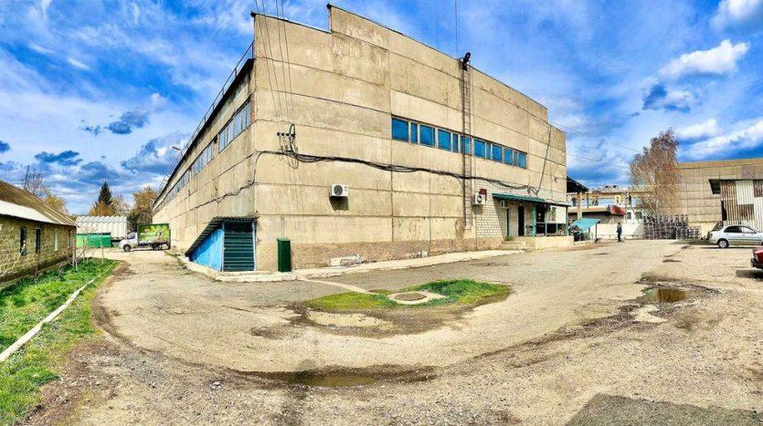 Аренда - Теплый склад, 4000 кв.м., г. Березань - 9