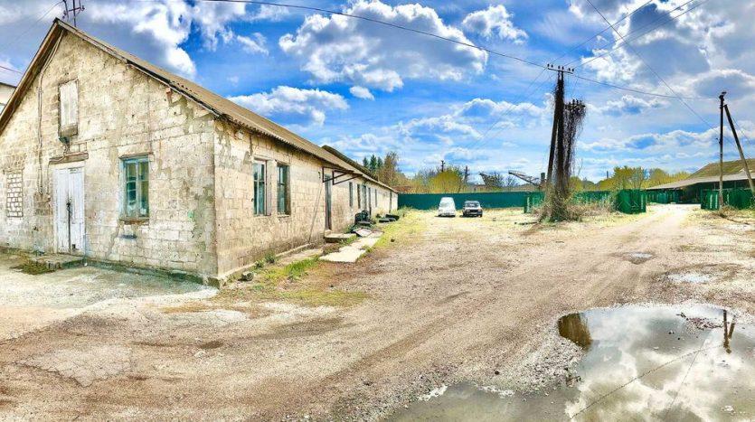 Аренда - Теплый склад, 4000 кв.м., г. Березань - 10