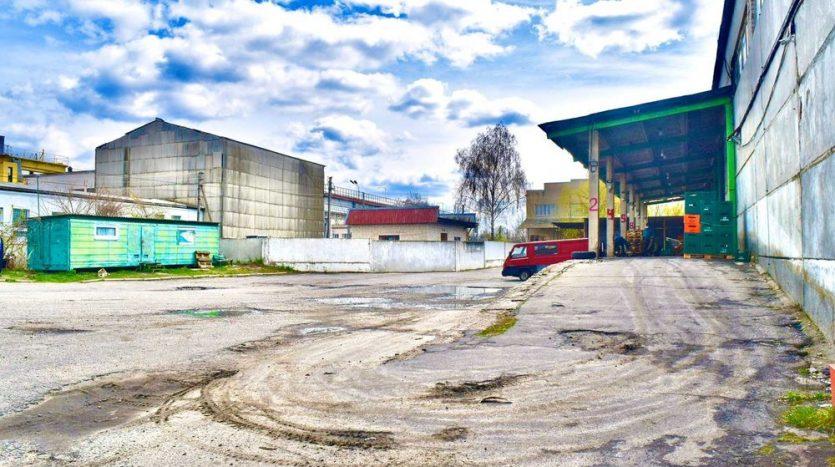 Аренда - Теплый склад, 4000 кв.м., г. Березань - 11