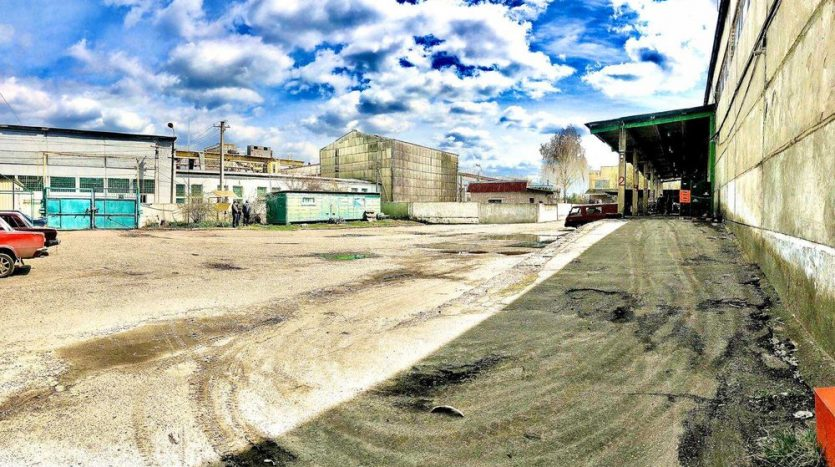 Аренда - Теплый склад, 4000 кв.м., г. Березань - 13