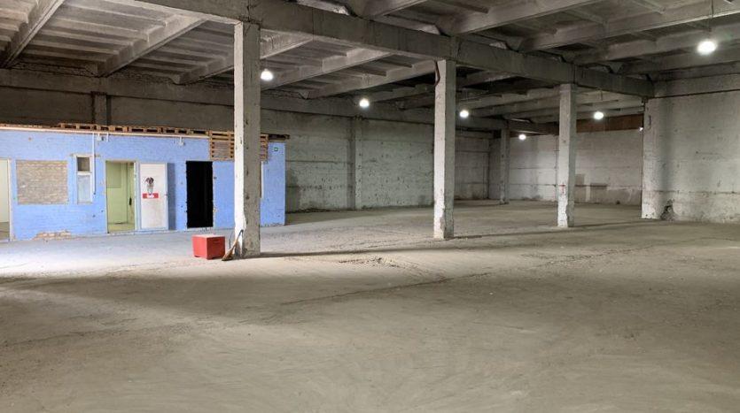 Rent - Dry warehouse, 895 sq.m., Kiev - 2