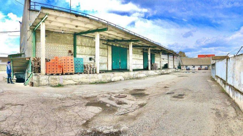 Продажа - Сухой склад, 4000 кв.м., г. Березань