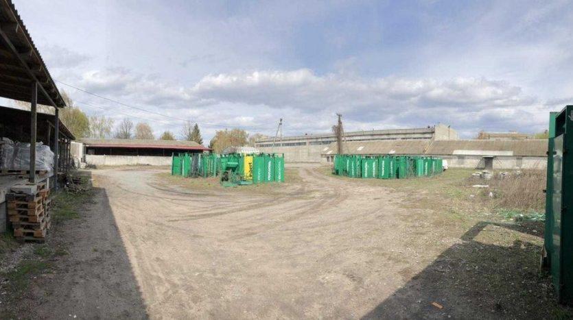 Продажа - Сухой склад, 4000 кв.м., г. Березань - 2