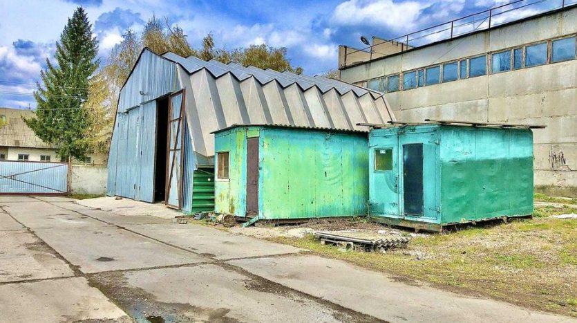 Продажа - Сухой склад, 4000 кв.м., г. Березань - 4