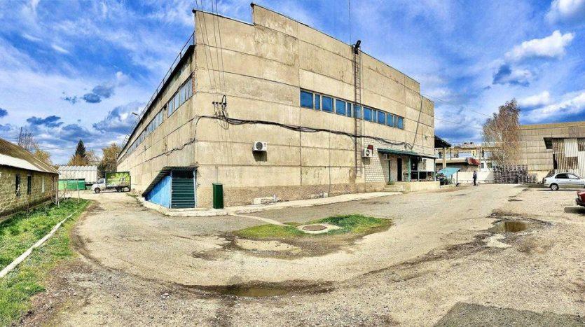 Продажа - Сухой склад, 4000 кв.м., г. Березань - 10