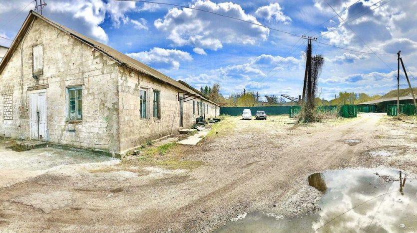 Продажа - Сухой склад, 4000 кв.м., г. Березань - 11