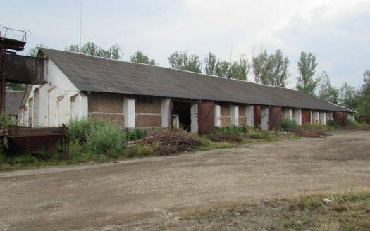 Rent – Dry warehouse, 1100 sq.m., Kalush
