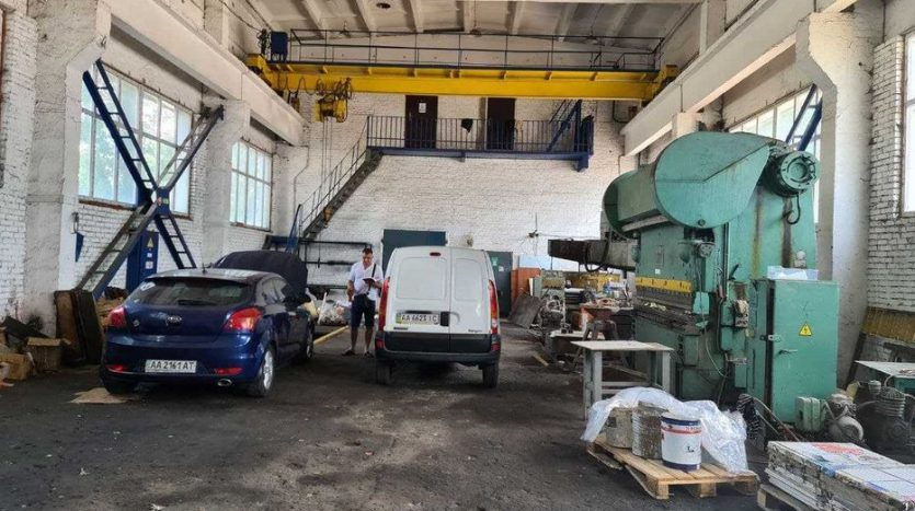 Rent - Dry warehouse, 500 sq.m., Kiev - 3