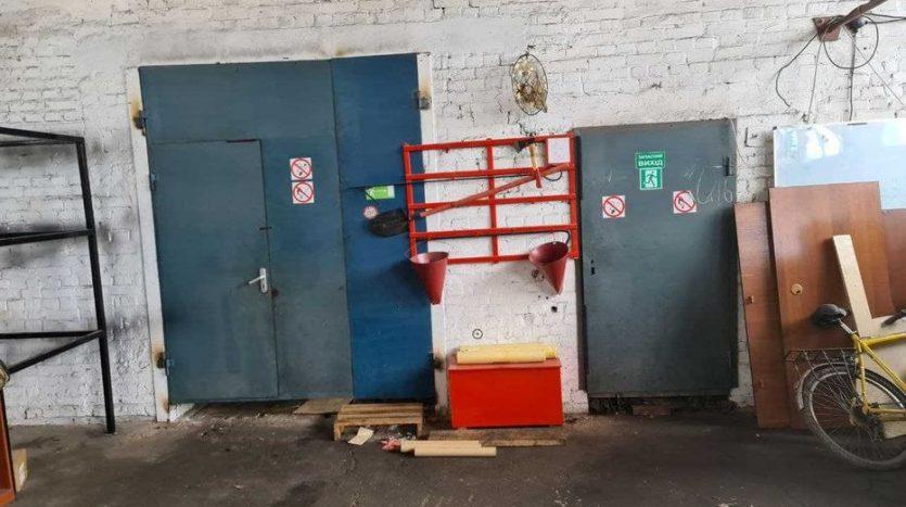 Rent - Dry warehouse, 500 sq.m., Kiev - 4
