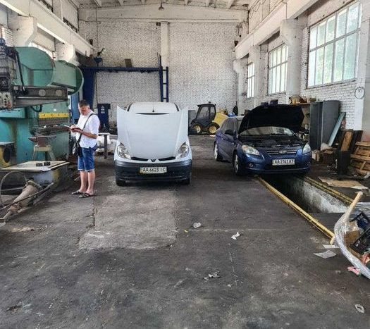 Rent - Dry warehouse, 500 sq.m., Kiev - 6