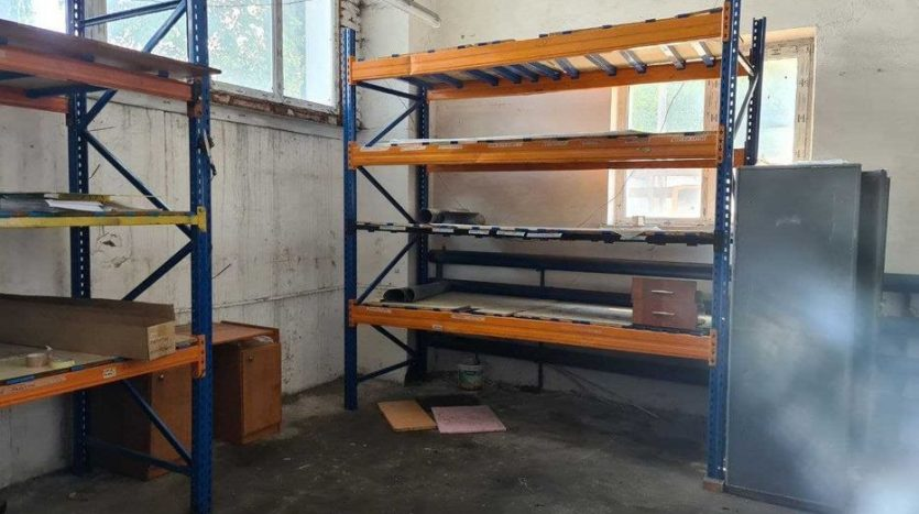 Rent - Dry warehouse, 500 sq.m., Kiev - 11