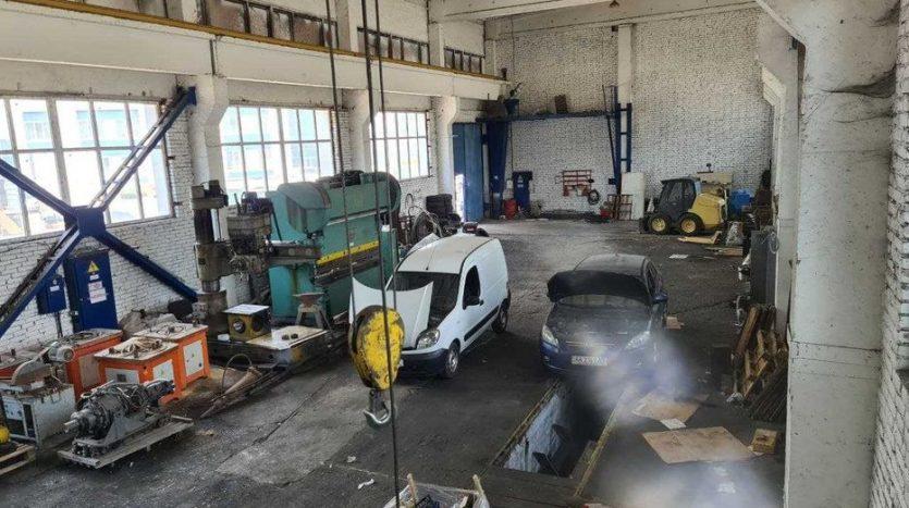 Rent - Dry warehouse, 500 sq.m., Kiev - 14