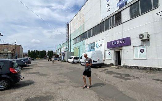 Оренда – Теплий склад, 4500 кв.м., м Житомир