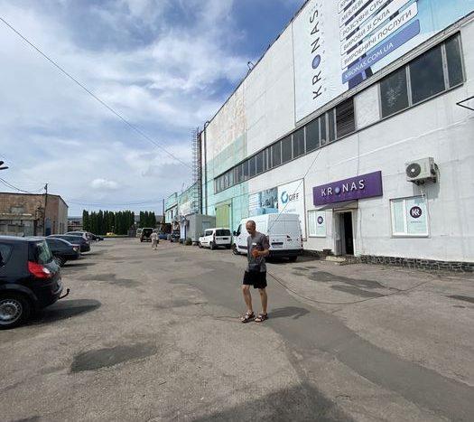 Kiralık - Sıcak depo, 4500 m2, Zhytomyr