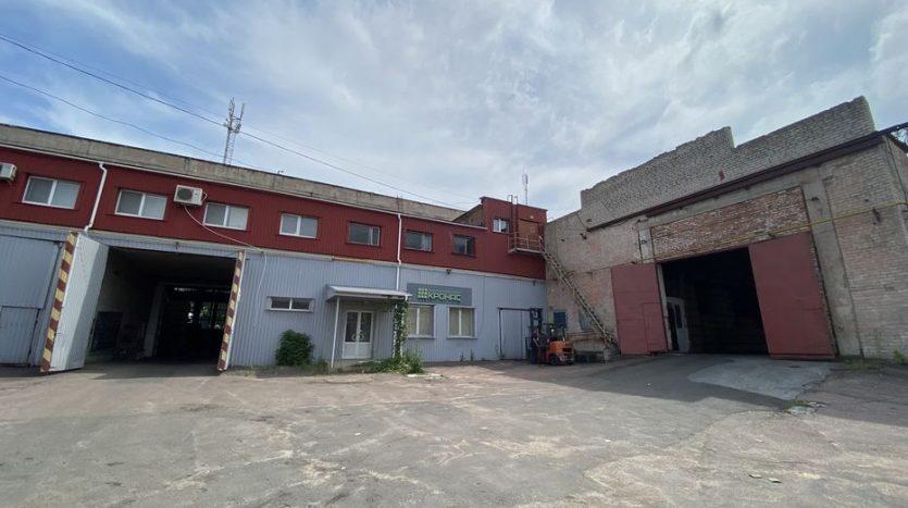Kiralık - Sıcak depo, 4500 m2, Zhytomyr - 3