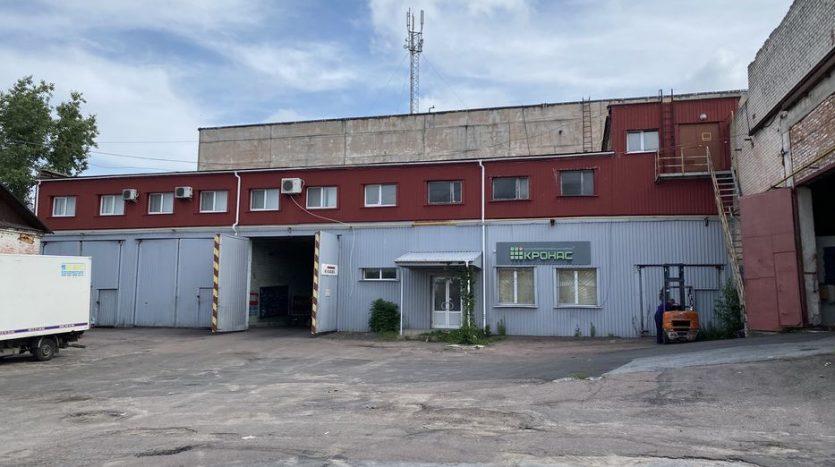 Kiralık - Sıcak depo, 4500 m2, Zhytomyr - 8