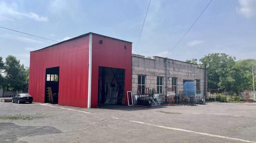 Аренда - Теплый склад, 1245 кв.м., г. Кривой Рог