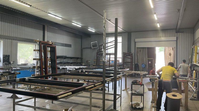 Аренда - Теплый склад, 1245 кв.м., г. Кривой Рог - 4