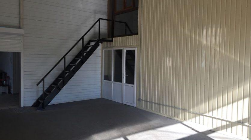 Аренда - Теплый склад, 1245 кв.м., г. Кривой Рог - 5