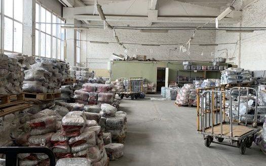 Аренда — Сухой склад, 2000 кв.м., г. Днепр