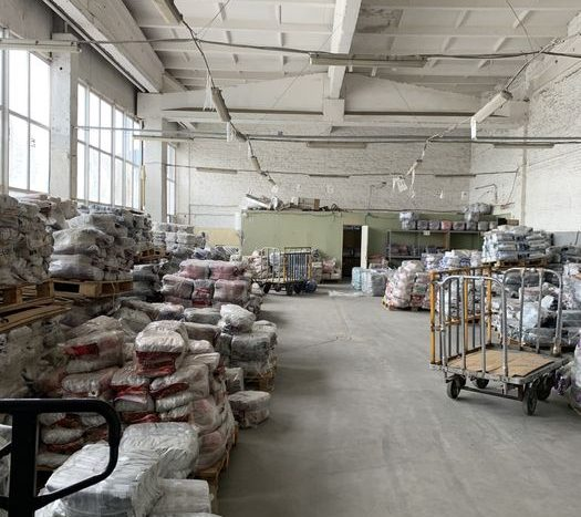 Rent - Dry warehouse, 2000 sq.m., Dnipro