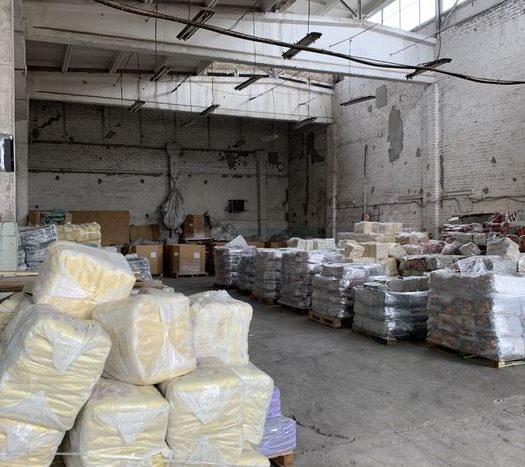 Rent - Dry warehouse, 2000 sq.m., Dnipro - 2