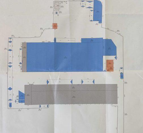 Rent - Warm warehouse, 1876 sq.m., Dnipro - 4