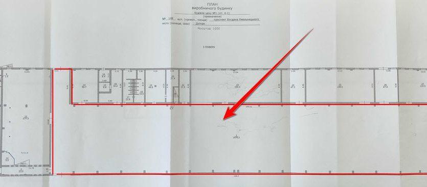Rent - Warm warehouse, 1876 sq.m., Dnipro - 5