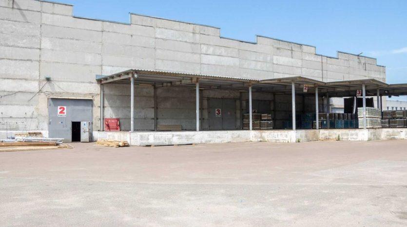 Rent - Dry warehouse, 830 sq.m., Kiev