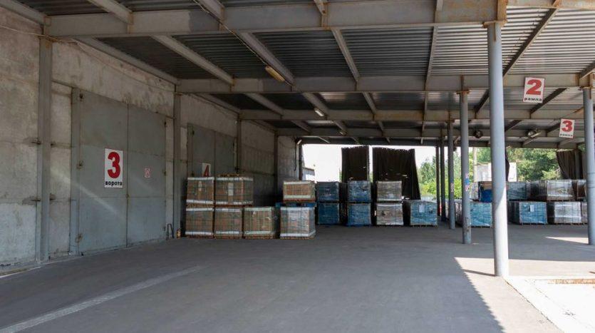 Rent - Dry warehouse, 830 sq.m., Kiev - 2
