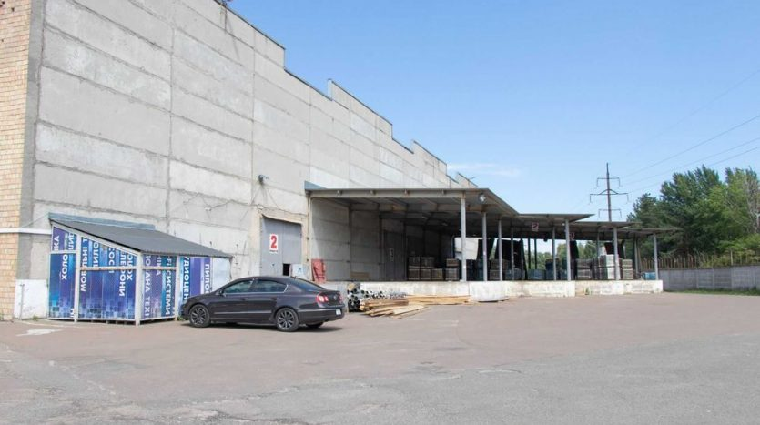 Rent - Dry warehouse, 830 sq.m., Kiev - 4