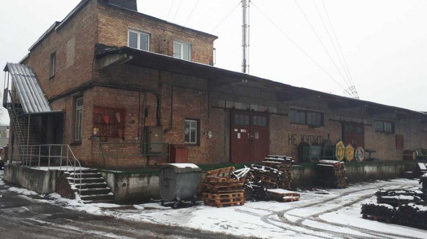 Kiralık - Sıcak depo, 2523 m2, Kiev - 10