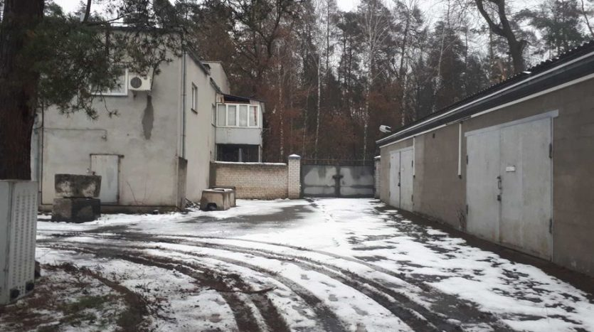 Kiralık - Sıcak depo, 2523 m2, Kiev - 12