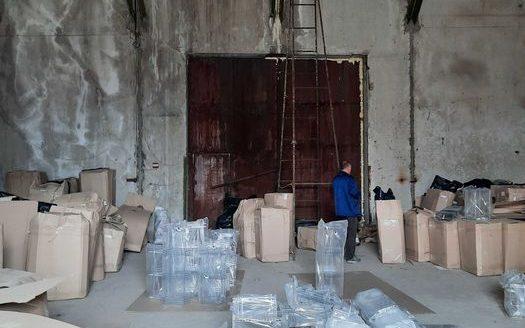 Kiralık – Kuru depo, 900 m2, Kiev