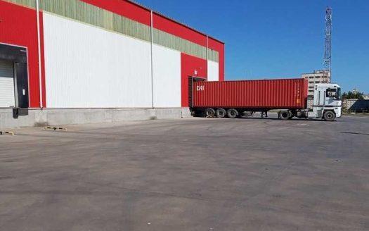Sale – Dry warehouse, 14352 sq.m., Chornomorsk