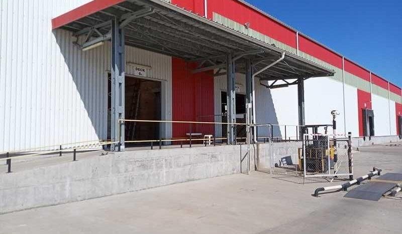 Sale - Dry warehouse, 14352 sq.m., Chornomorsk - 2