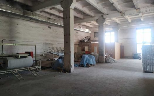 Sale – Warm warehouse, 1348 sq.m., Zaporozhye