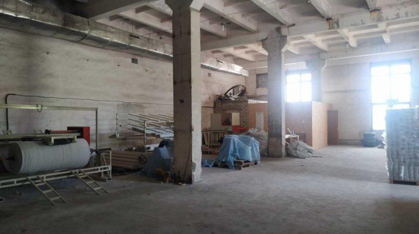 Satılık - Sıcak depo, 1348 m2, Zaporozhye