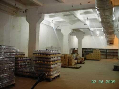 Satılık - Sıcak depo, 1348 m2, Zaporozhye - 2