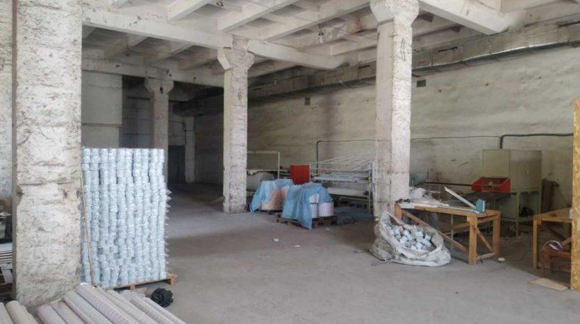 Satılık - Sıcak depo, 1348 m2, Zaporozhye - 5