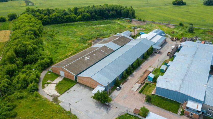 Продажа - Теплый склад, 4641 кв.м., г. Мена