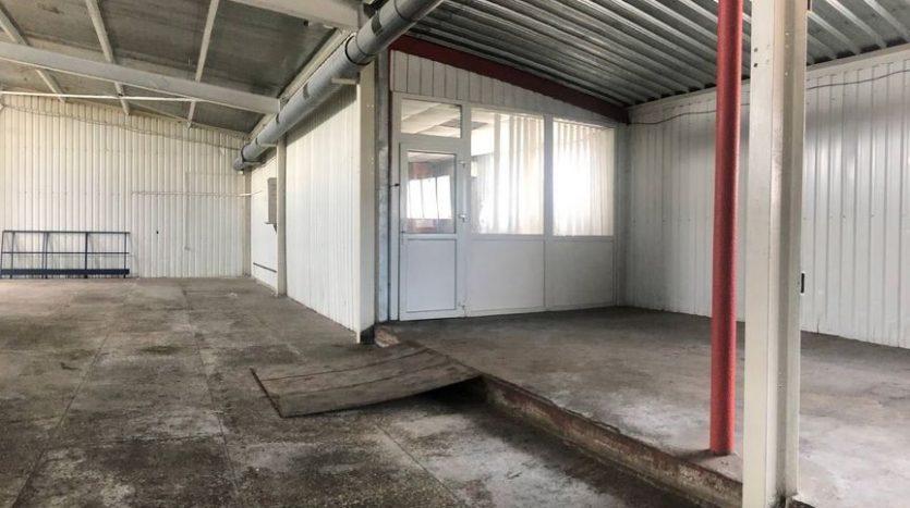 Продажа - Теплый склад, 4641 кв.м., г. Мена - 2