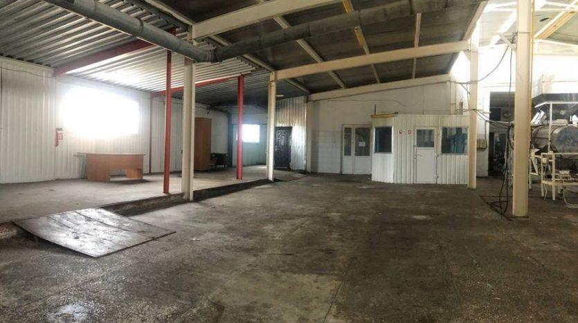 Продажа - Теплый склад, 4641 кв.м., г. Мена - 4