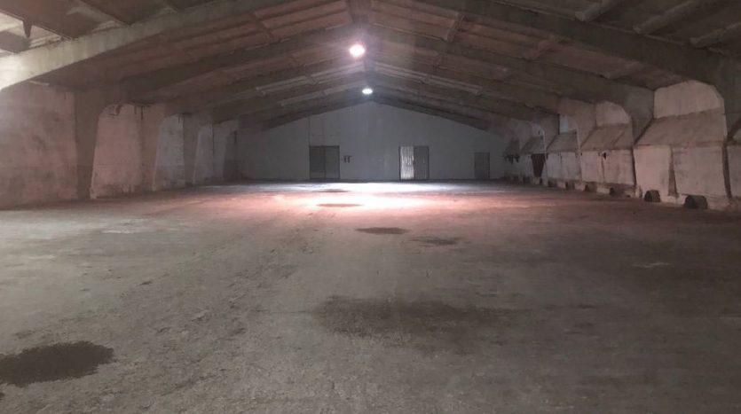 Продажа - Теплый склад, 4641 кв.м., г. Мена - 8
