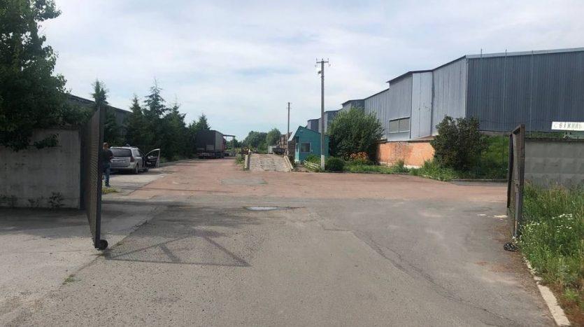 Продажа - Теплый склад, 4641 кв.м., г. Мена - 11