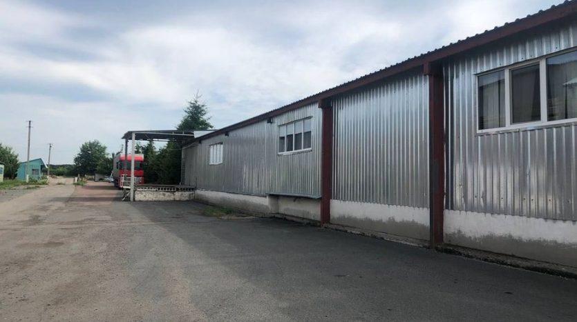 Продажа - Теплый склад, 4641 кв.м., г. Мена - 13