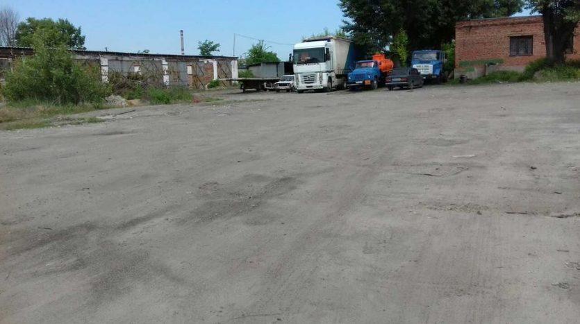 Satılık - Kuru depo, 3500 m2, Dnipro - 2