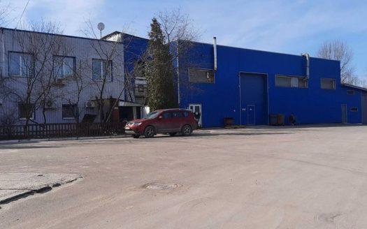 Satılık – Sıcak depo, 7000 m2, Kiev