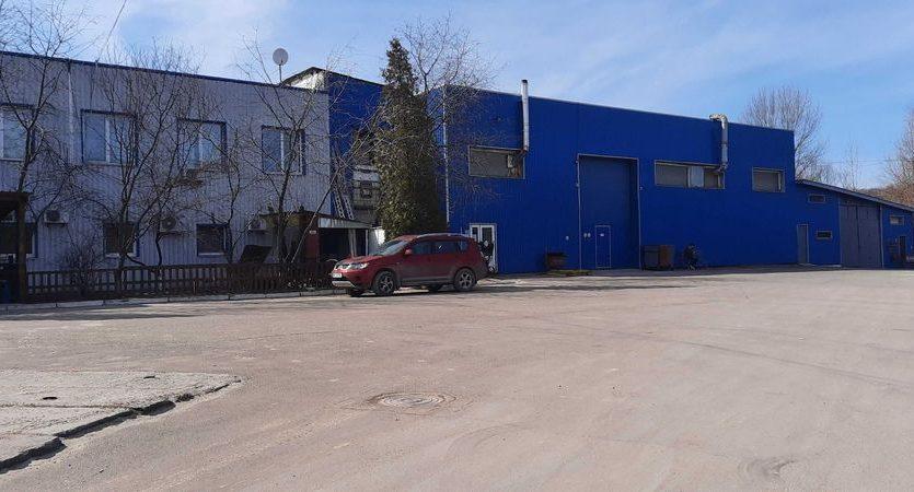 Sale - Warm warehouse, 7000 sq.m., Kiev